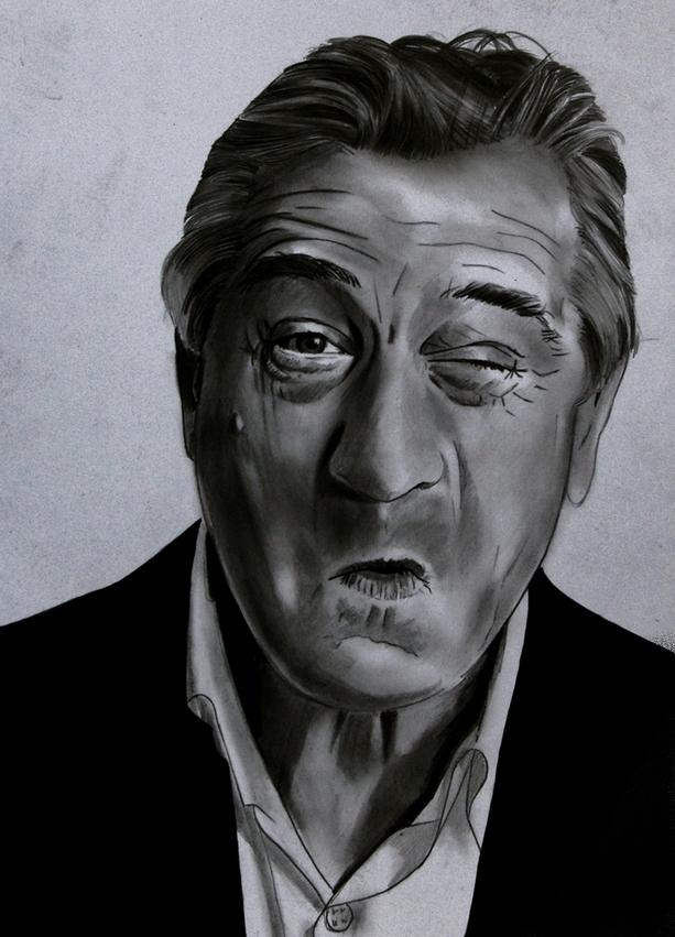 Robert De Niro by umberto